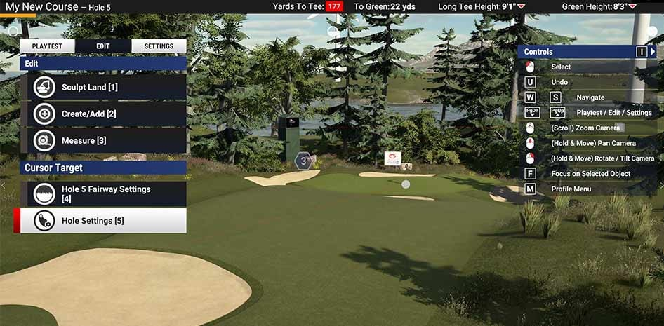 Golf Simulator With 150k Golf Courses Virtual Golf Indoor Golf