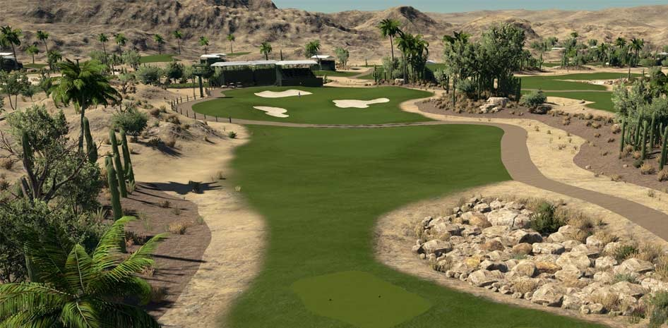Golf Simulator Features