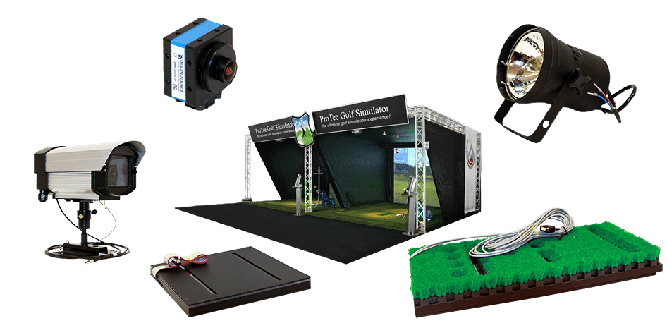 protee golf simulator manual